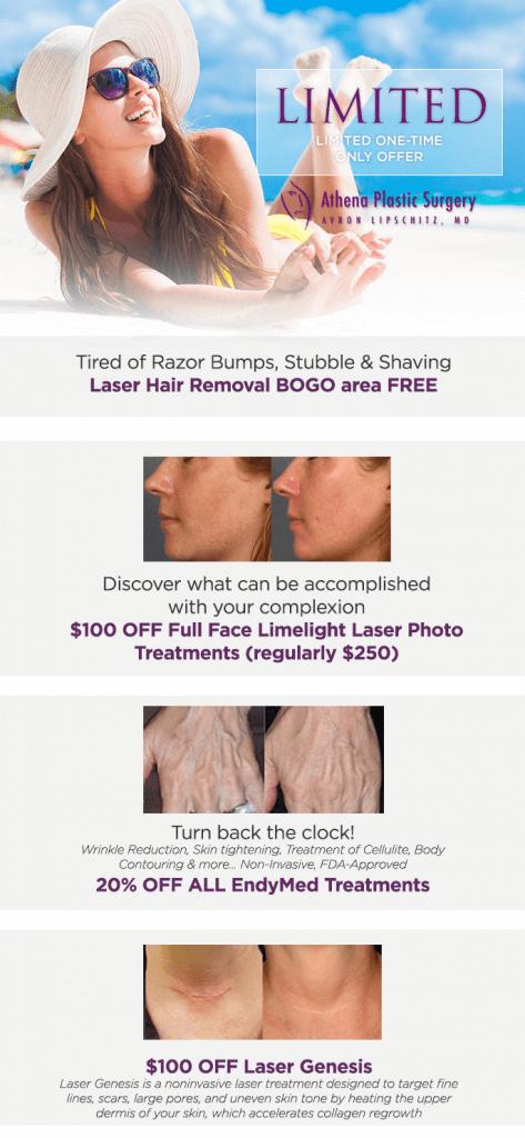 June Laser Specials
